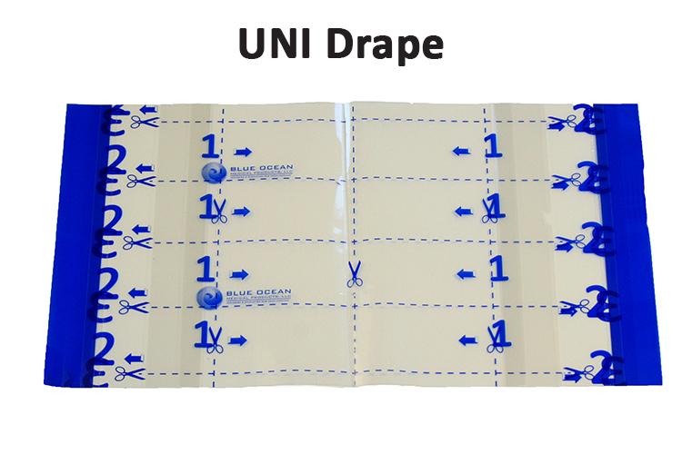 photo of universal NPWT drape